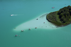 Wörthersee Insel