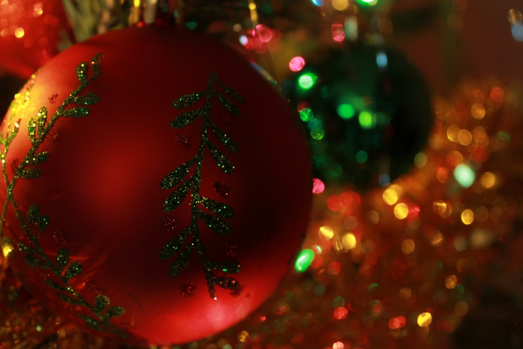 Einstimmung auf die besinnliche Weihnachtszeit - Frohes Fest!