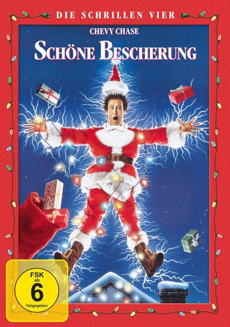 """Film """"Schöne Bescherung"""" mit Chevy Chase"""