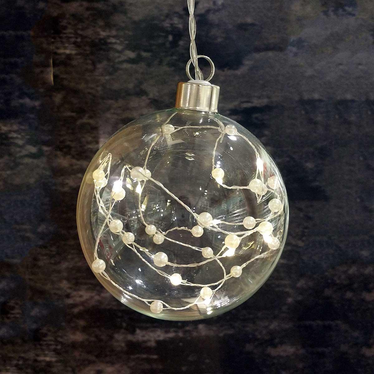 weihnachtskugeln durchsichtig transparent online bestellen. Black Bedroom Furniture Sets. Home Design Ideas