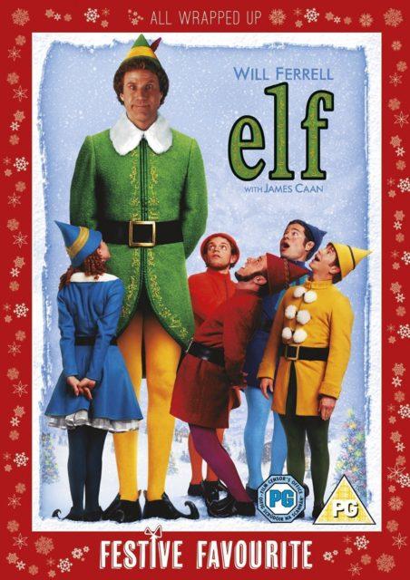 """Film """"Buddy - Der Weihnachtself"""" mit Will Ferrell"""
