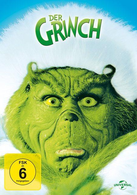 """Film """"Der Grinch"""" mit Jim Carry"""