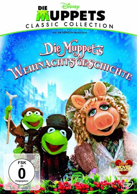 """Film """"Die Muppet-Weihnachtsgeschichte"""" mit Sir Michael Caine"""