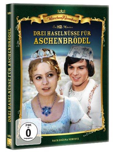 """Film """"Drei Haselnüsse für Aschenbrödel"""" mit Libuse Safránková"""