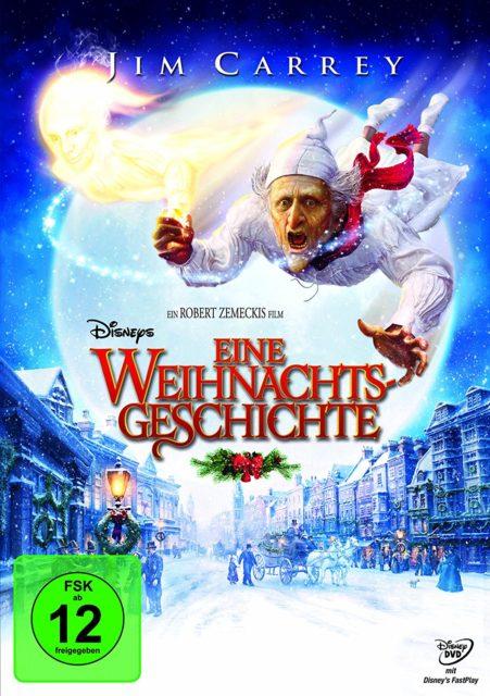 """Film """"Eine Weihnachtsgeschichte"""" mit Jim Carry"""