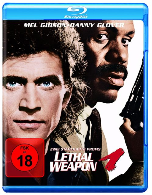 "Film ""Lethal Weapon"" mit Mel Gibson"