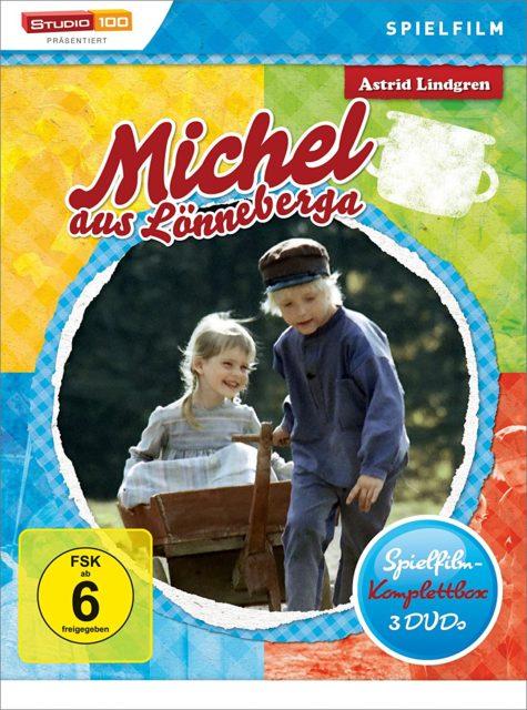 """Film """"Michel aus Lönneberga"""" mit Jan Ohlsson"""
