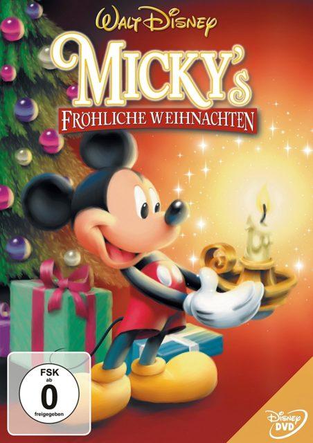 """Film """"Mickys fröhliche Weihnachten"""" von Disney"""
