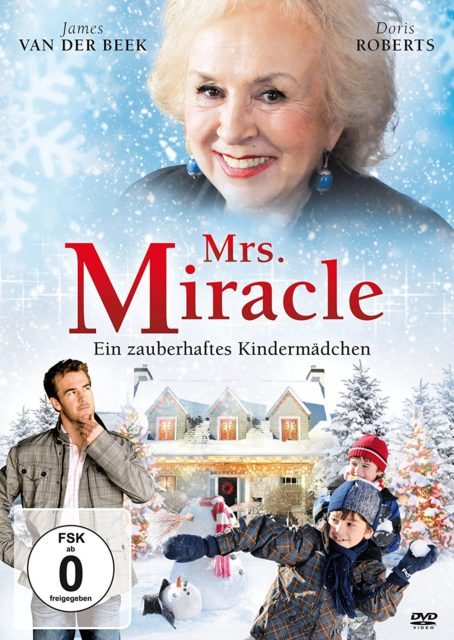 "Film ""Mrs. Miracle"" mit James van der Beek"