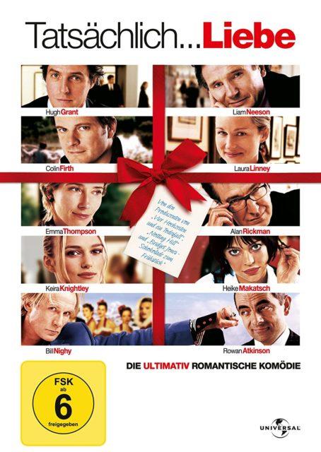 """Film """"Tatsächlich... Liebe"""" mit Hugh Grant"""