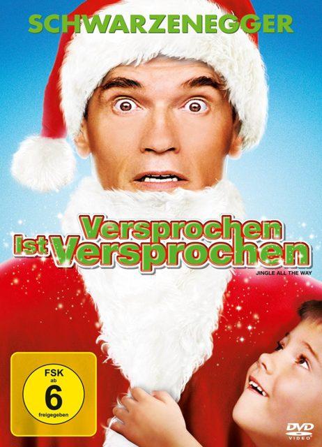 """Film """"Versprochen ist Versprochen"""" mit Arnold Schwarzenegger"""